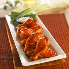 TraditionalWings (BBQ,Caroli is listed (or ranked) 4 on the list The Best Things To Eat At TGI Fridays