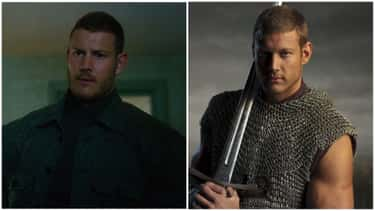 Tom Hopper (Luther Hargreeves) is listed (or ranked) 2 on the list Where You've Seen The Actors In 'Umbrella Academy' Before