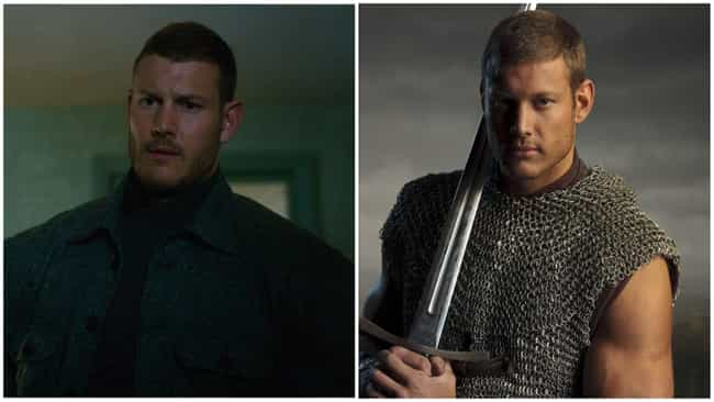 Tom Hopper (Luther Hargreeves)... is listed (or ranked) 2 on the list Where You've Seen The Actors In 'Umbrella Academy' Before