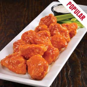 BonelessWings(BBQ,Carolina  is listed (or ranked) 8 on the list The Best Things To Eat At TGI Fridays