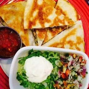 Chicken Quesadilla is listed (or ranked) 21 on the list The Best Things To Eat At TGI Fridays