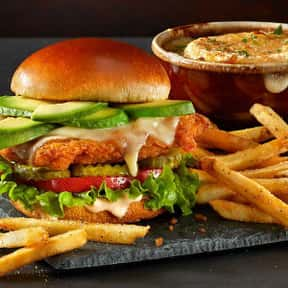 Southern Fried Buffalo Chicken is listed (or ranked) 14 on the list The Best Things To Eat At TGI Fridays