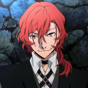 Chuuya Nakahara is listed (or ranked) 12 on the list The Best Anime Characters With Blue Eyes
