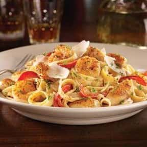 Chicken Parmesan Pasta is listed (or ranked) 7 on the list The Best Things To Eat At TGI Fridays