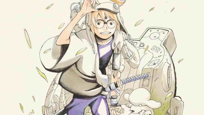 Samurai 8: Hachimaruden is listed (or ranked) 4 on the list The Best New Manga You Should Be Reading in 2019