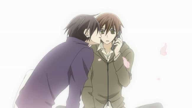 Masamune Takano & Ritsu Onoder... is listed (or ranked) 4 on the list The 13 Best Yaoi Anime Couples of All Time