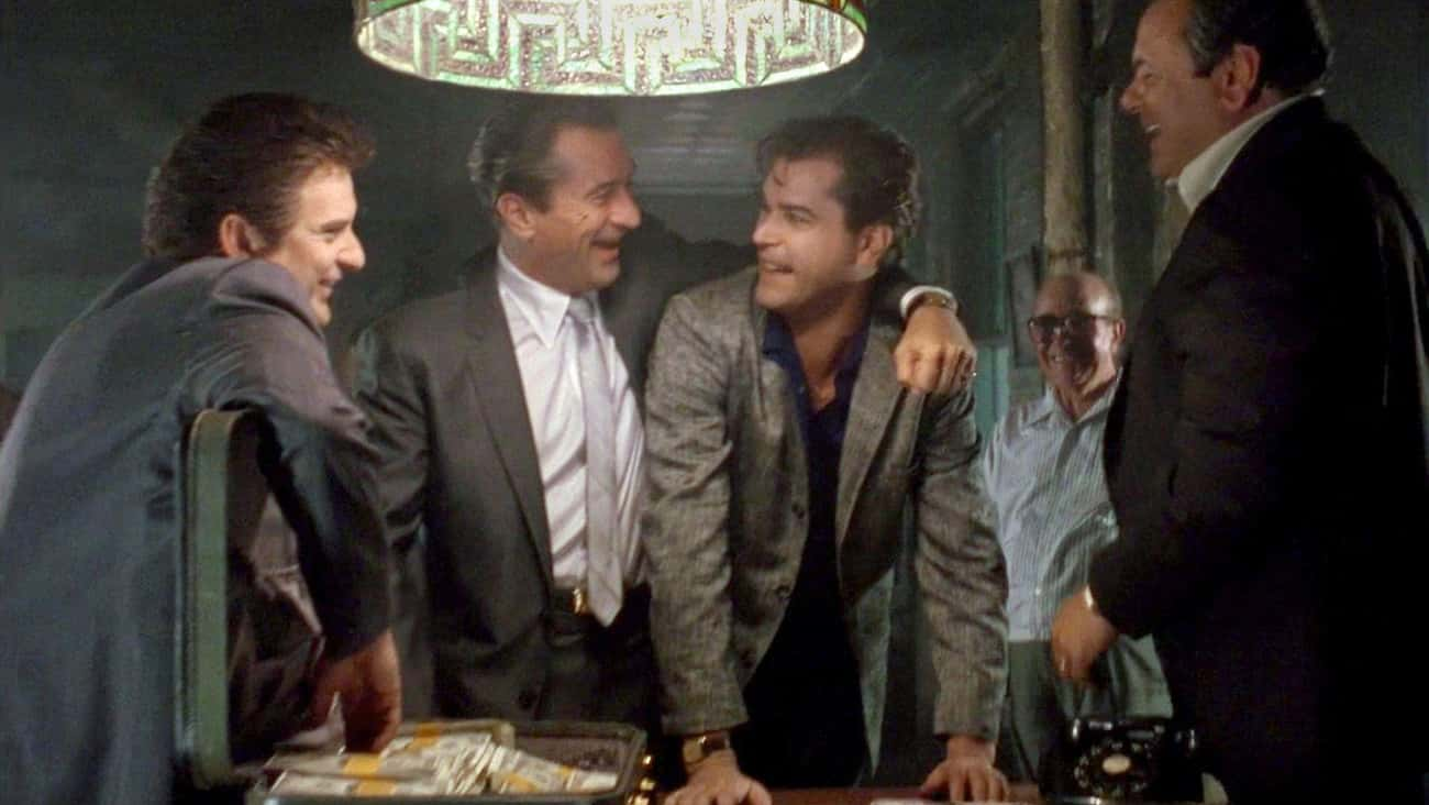 The Mob Loved It So Much They  is listed (or ranked) 1 on the list 15 Behind-The-Scenes Stories From The Making Of 'Goodfellas'