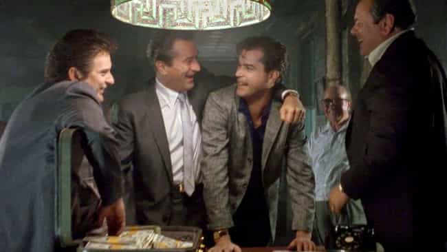 The Mob Loved It So Much... is listed (or ranked) 1 on the list 15 Behind-The-Scenes Stories From The Making Of 'Goodfellas'