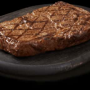 RIBEYE is listed (or ranked) 2 on the list The Best Things To Eat At Outback Steakhouse