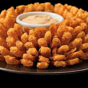 BlOOMIN' ONION® is listed (or ranked) 1 on the list The Best Things To Eat At Outback Steakhouse
