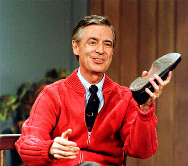 Mr. Rogers Opened Up About His... is listed (or ranked) 6 on the list Facts You Never Knew About Mr. Rogers