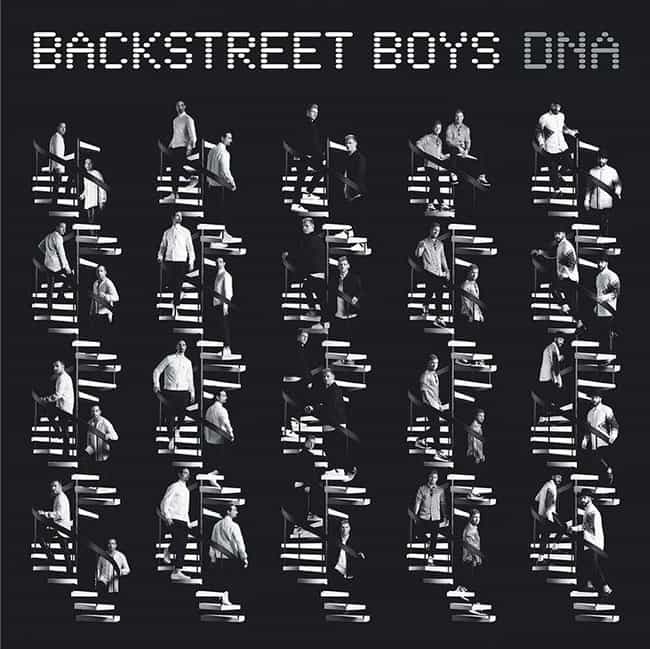 DNA is listed (or ranked) 8 on the list The Best Backstreet Boys Albums of All Time