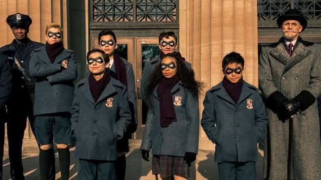The Characters Will Head... is listed (or ranked) 4 on the list Season 2 Fan Theories About 'Umbrella Academy'