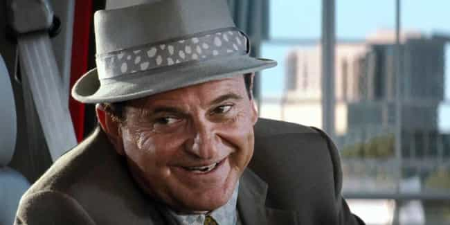 He Based One Of His Characters... is listed (or ranked) 3 on the list Joe Pesci's Led One Of The Most Interesting Hollywood Lives - And You Only Know About His Mob Roles