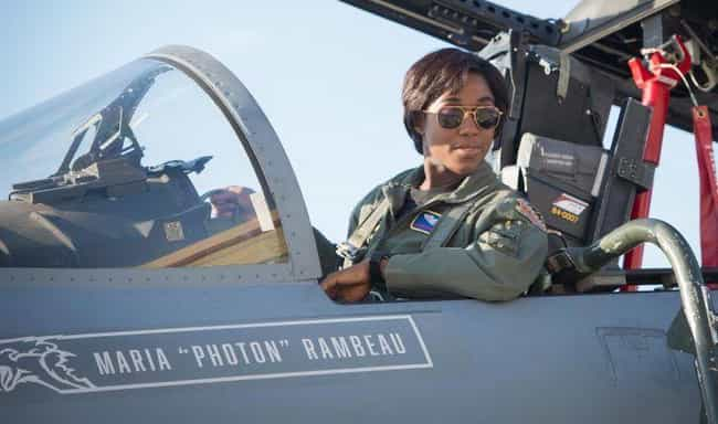Monica Rambeau Might Take Afte... is listed (or ranked) 3 on the list 14 Easter Eggs In 'Captain Marvel' You Definitely Missed
