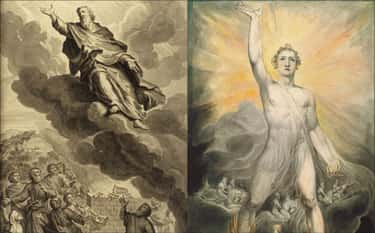 The Book of Enoch Shares Some  is listed (or ranked) 1 on the list These Fallen Angels Might Have Been Imprisoned In Antarctica