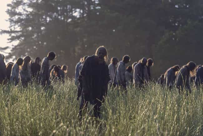 Daryl And Crew Are On The Run ... is listed (or ranked) 3 on the list Everything That Happened In 'The Walking Dead' Season 9, Episode 13