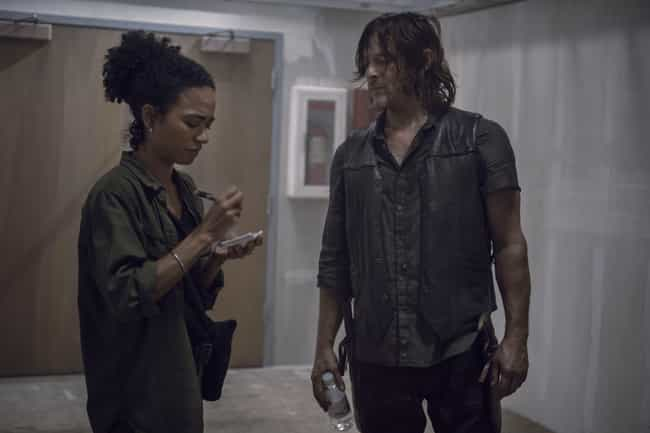 Daryl And Company Prepare A St... is listed (or ranked) 2 on the list Everything That Happened In 'The Walking Dead' Season 9, Episode 13