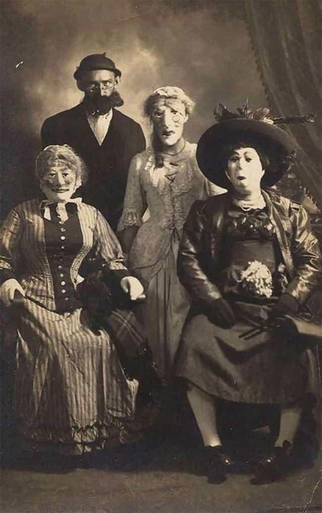 Halloween Costumes, 1930s