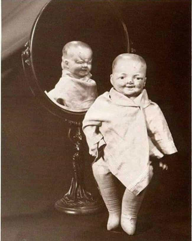 An Doll With Two Faces, 1920