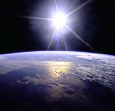 Nothing Would Stop The Sun Fro is listed (or ranked) 1 on the list What Would Life Be Like If Earth Was Actually Flat?