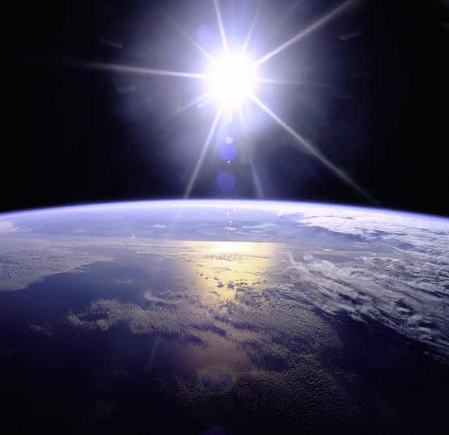 Nothing Would Stop The Sun Fro... is listed (or ranked) 1 on the list What Would Life Be Like If Earth Was Actually Flat?