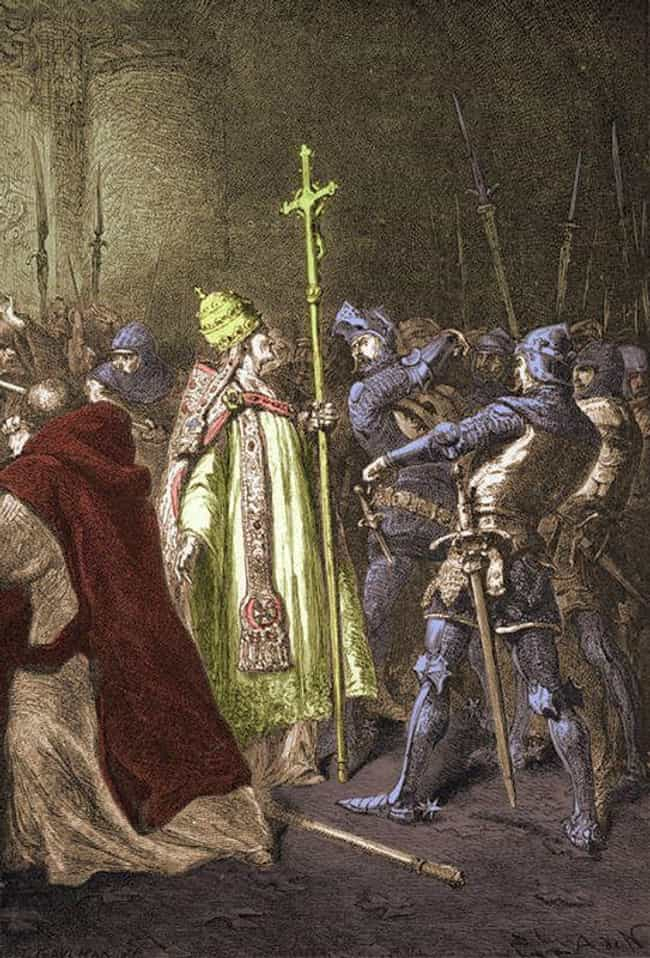 King Philip IV Ordered T... is listed (or ranked) 4 on the list The Real History Behind 'Knightfall'