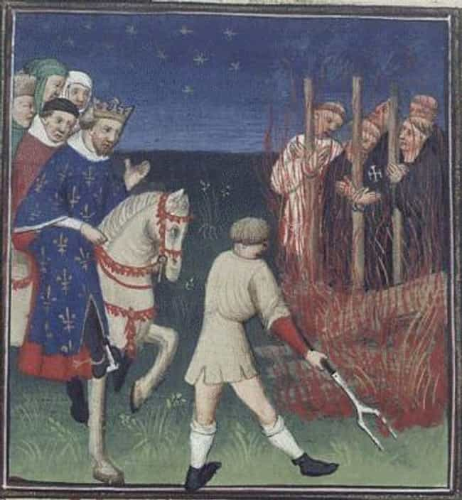 King Philip IV Persecute... is listed (or ranked) 2 on the list The Real History Behind 'Knightfall'