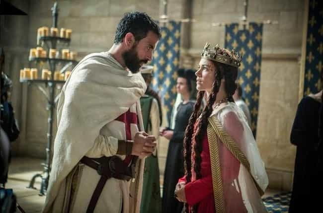 Queen Joan Was Dead Befo... is listed (or ranked) 3 on the list The Real History Behind 'Knightfall'