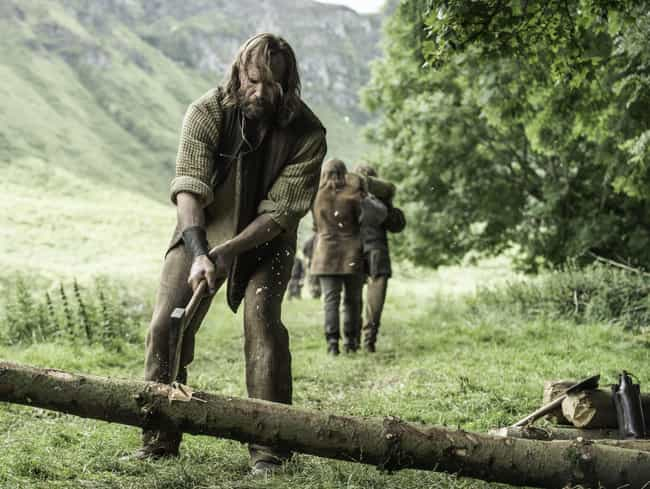 The Hound Will Retire To A Qui... is listed (or ranked) 4 on the list 12 Things From The 'Game Of Thrones' Books That Might Still Happen On The Show