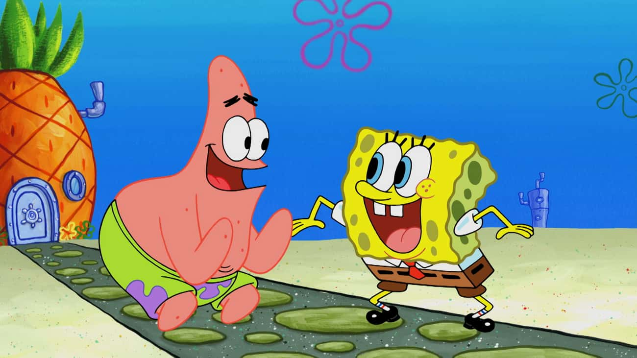 SpongeBob Lives In A Post-Apoc is listed (or ranked) 4 on the list Cartoons You Didn't Know Are Post-Apocalyptic (According To Fan Theories)