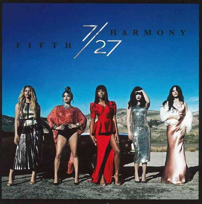 7/27 is listed (or ranked) 1 on the list The Best Fifth Harmony Albums, Ranked
