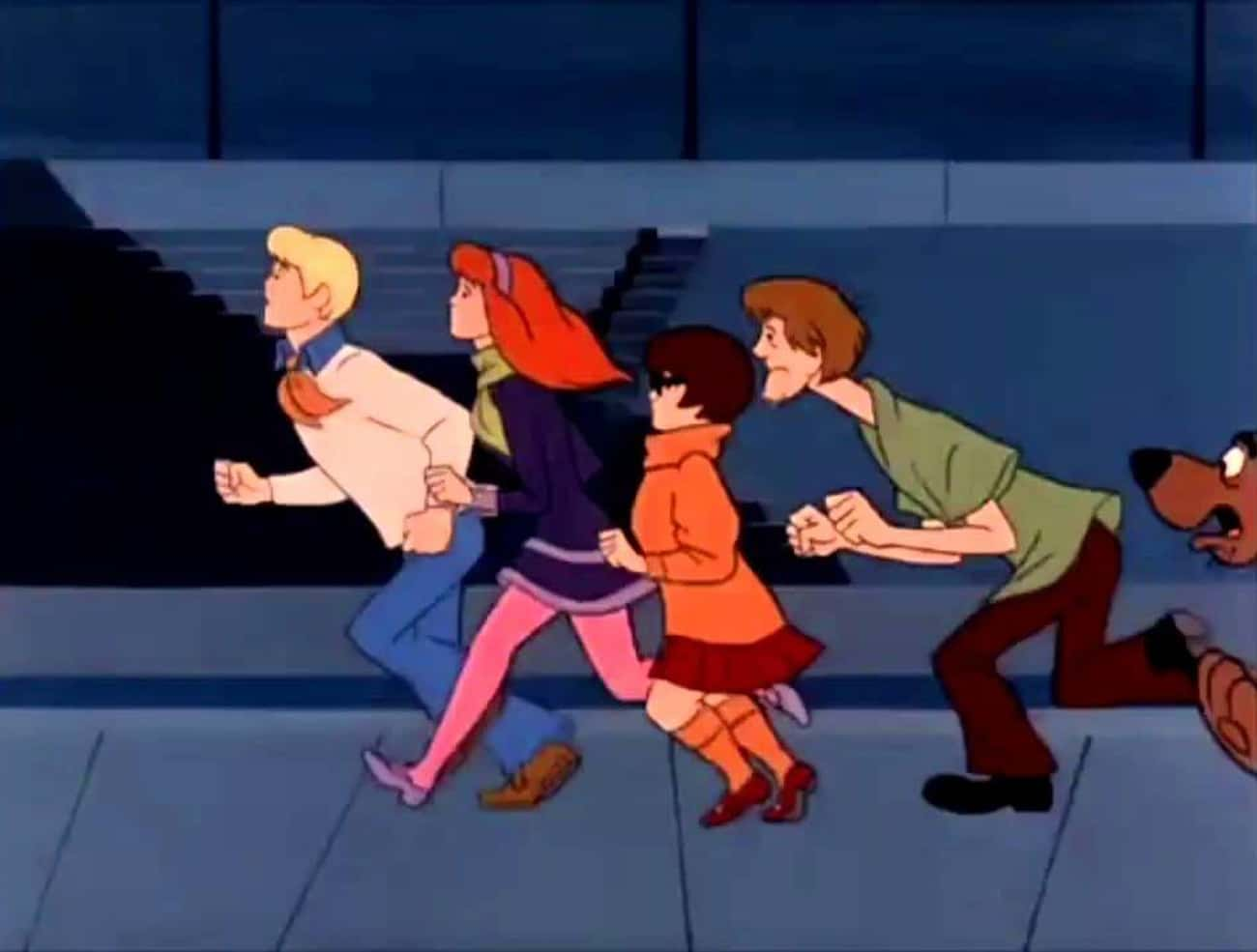 Scooby And The Gang Solve Cape is listed (or ranked) 2 on the list Cartoons You Didn't Know Are Post-Apocalyptic (According To Fan Theories)