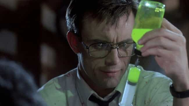 The Mad Scientist is listed (or ranked) 3 on the list The Origins Of Every Tired Horror Movie Trope