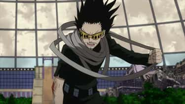 Shouta Aizawa - My Hero Academ is listed (or ranked) 1 on the list 13 Characters Who Are The 'Kakashi Hatake' of Their Anime