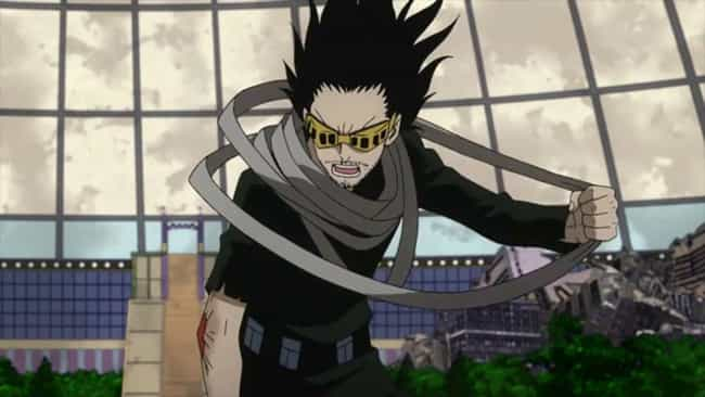 Shouta Aizawa - My Hero Academ... is listed (or ranked) 2 on the list 13 Characters Who Are The 'Kakashi Hatake' of Their Anime