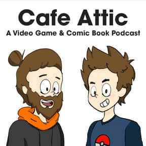 Cafe Attic: A Video Game & Com is listed (or ranked) 2 on the list The Best Podcasts for Nerds