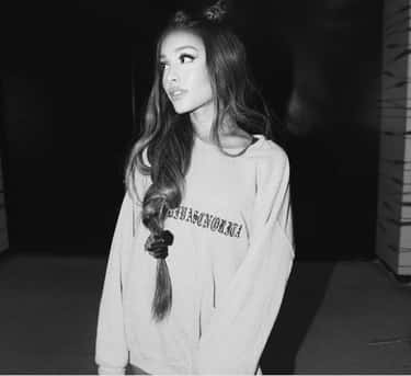 2017: Wavy, Loose, And A Scrun is listed (or ranked) 2 on the list Ariana Grande's Hairstyles, Ranked