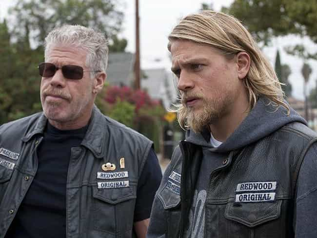 'SOA,' 'Breaking Bad,' 'Scanda... is listed (or ranked) 4 on the list 'Sons Of Anarchy' Fan Theories