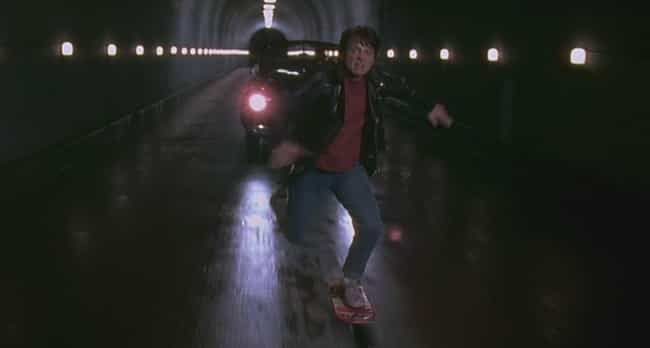 Marty May Have Perished Twice is listed (or ranked) 1 on the list 'Back to the Future' Fan Theories