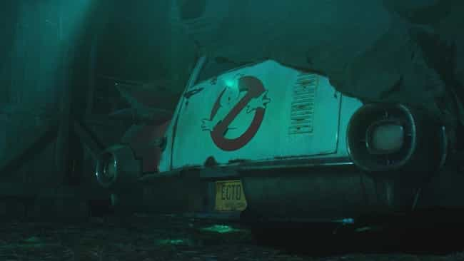 The Ghostbusters Have Been For... is listed (or ranked) 4 on the list 'Ghostbusters' Fan Theories