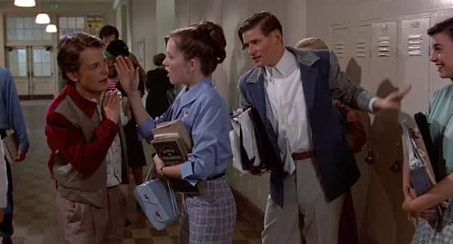 George McFly Knows Marty Trave... is listed (or ranked) 4 on the list 'Back to the Future' Fan Theories