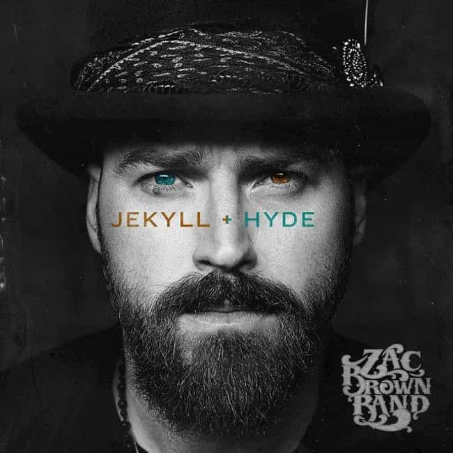 Jekyll + Hyde is listed (or ranked) 4 on the list The Best Zac Brown Band Albums, Ranked