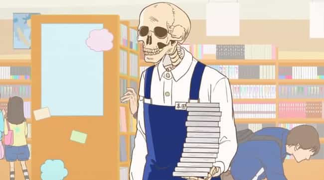 Skull-face Bookseller Honda-sa... is listed (or ranked) 2 on the list The 13 Best Anime Like Aggretsuko