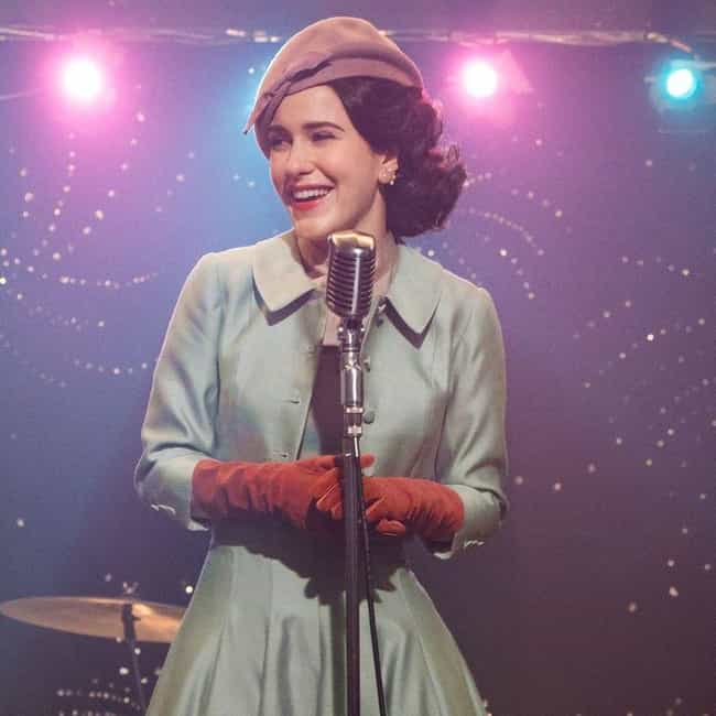 Miriam Maisel is listed (or ranked) 1 on the list The Best Characters On 'The Marvelous Mrs. Maisel'