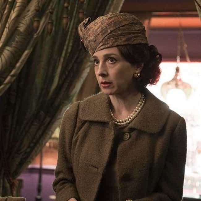 Rose Weissman is listed (or ranked) 4 on the list The Best Characters On 'The Marvelous Mrs. Maisel'