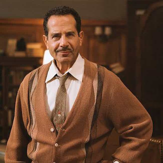 Abraham Weissman is listed (or ranked) 3 on the list The Best Characters On 'The Marvelous Mrs. Maisel'