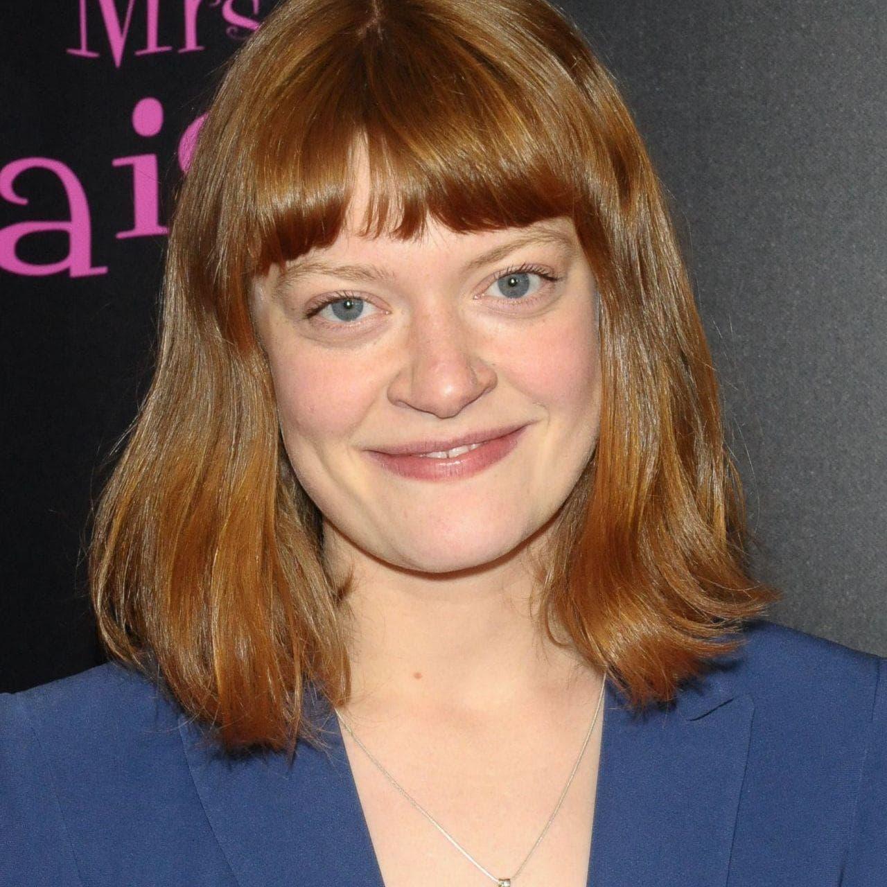 Ginger on Random Best Characters On 'Marvelous Mrs. Maisel'