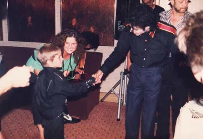 Wade Robson And James Safechuc... is listed (or ranked) 1 on the list Harrowing Allegations In The Michael Jackson Documentary 'Leaving Neverland'