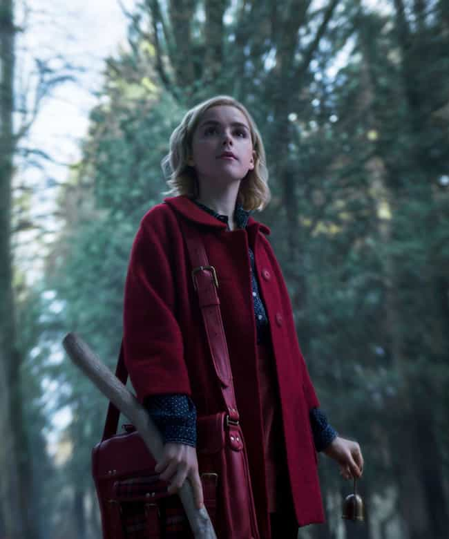 The Tarot Cards On Sabrina's M... is listed (or ranked) 2 on the list The Most Vital Things You Missed In Season 1 Of 'Chilling Adventures Of Sabrina'